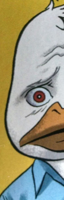 Half Howard the Duck symbol