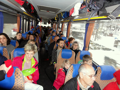 Svi bi htjeli biti Gojzeki kad se ide na izlet...Dva su busa puna..