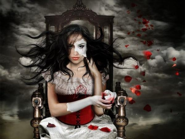 Lady Of Dead Rose, Gothic