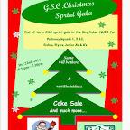 Christmas Sprint Gala