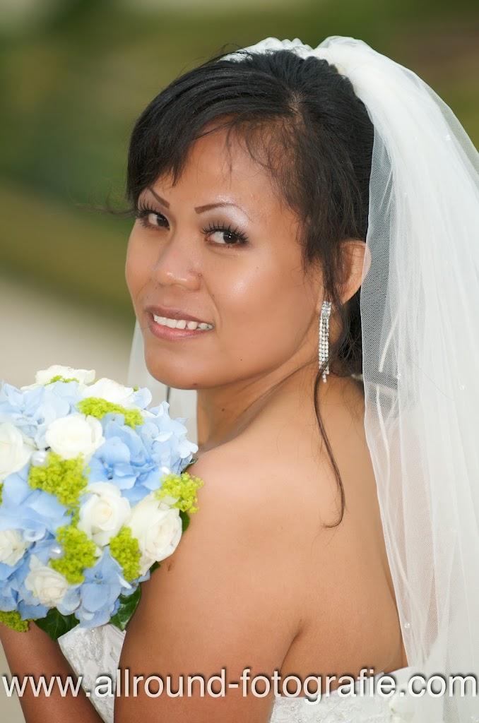 Bruidsreportage (Trouwfotograaf) - Foto van bruid - 087