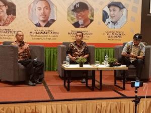 Ketua PWI Riau Apresiasi SKK Migas Atas Suksesnya Sosialisasi LKTJ Migas dan Anugerah Jurnalistik Adinegoro