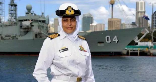 Australia's Islamic naval advisor stirs outrage