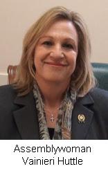 Assemblywoman Valerie Vainieri Huttle