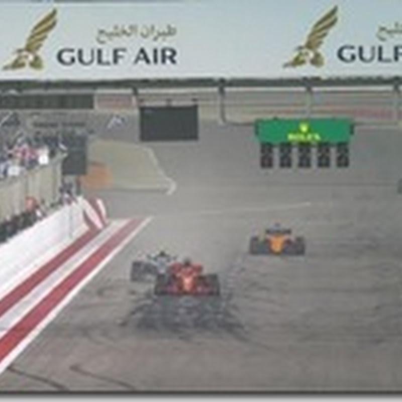GP del Bahrain: Vettel vince in volata su Bottas