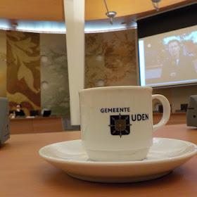 Binnenlandse excursie - Bezoek aan de gemeente Uden (13-11-2015)2015