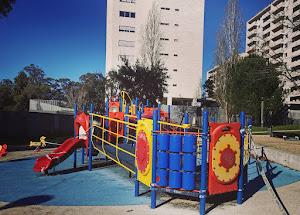 Parque infantil - Parque Infantil da Quinta das Conchas