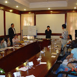 Hoang Nghiep - EDS Academy: HRM Seminar on 20th August 2006 - Hochiminh City