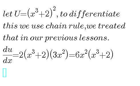 More Examples Of The Product Rule