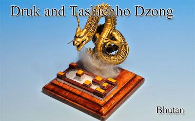 Druk & Tashichho Dzong -Bhutan-