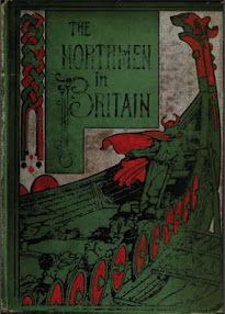 Cover of Eleanor Hull's Book The Northmen in Britain