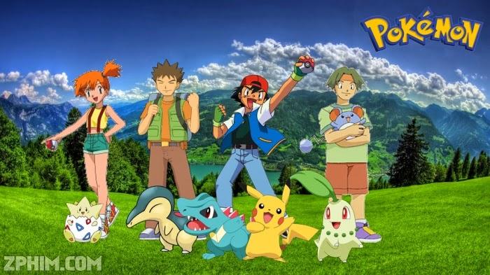 Ảnh trong phim Bảo Bối Thần Kỳ 3 - Pokemon Season 3 1