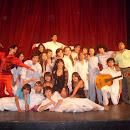 """ATIN Teatro Novedades Febrero 2009 """"A la diestra de Dios Padre"""""""
