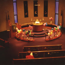 Fellowship Class - 1996-09 Sanctuary