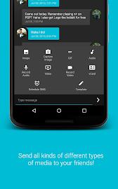 EvolveSMS Screenshot 4