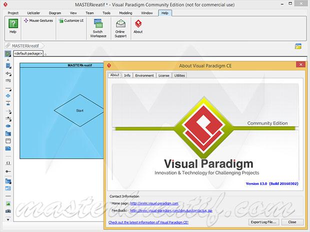 download visual paradigm crack