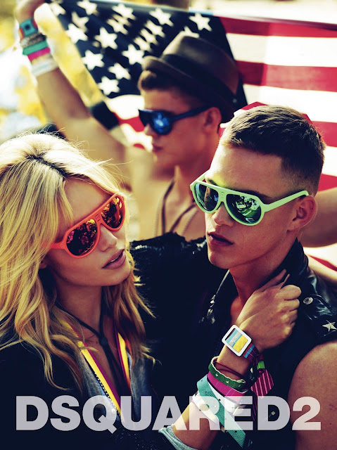 Fashion Eyewear Dsquared2 Neon Collection