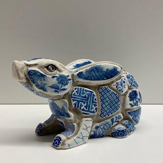 Tiffany  & Co Ceramic Rabbit