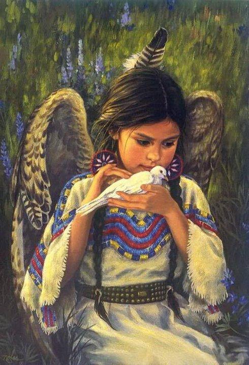 Girl And A Bird, Mystery