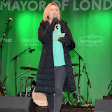 OIC - ENTSIMAGES.COM - MC at St Patrick's Day Parade and Festival 2015 in London Photo Mobis Photos/OIC 0203 174 1069