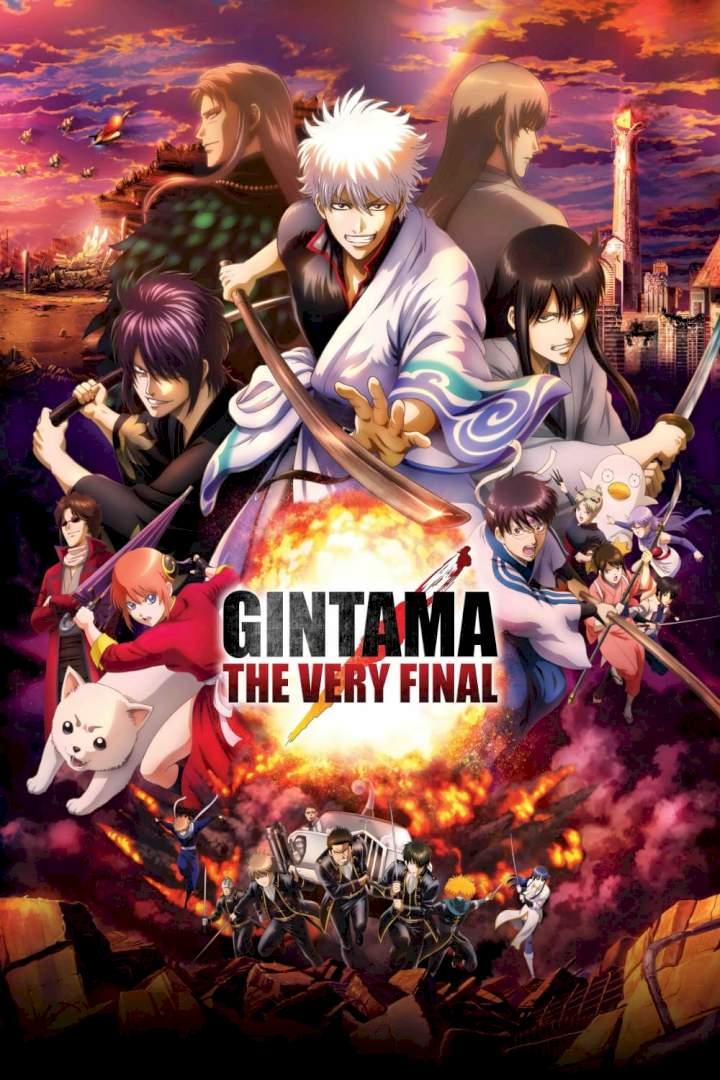 Movie: Gintama: The Final (2021)