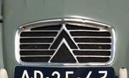 Citroën 1960 2 CV calandre 3