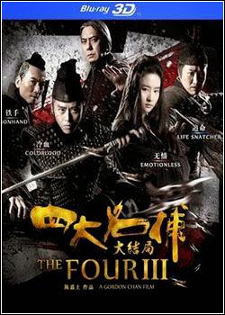 Os Quatro 3: A Batalha Final – Dublado