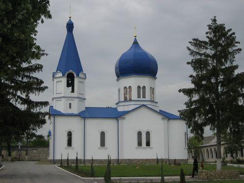 Frumoasa Monastery, Moldova
