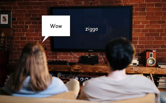 Ziggo GO Fast Forward