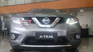 Spesifikasi Harga Mobil Nissan X-Trail