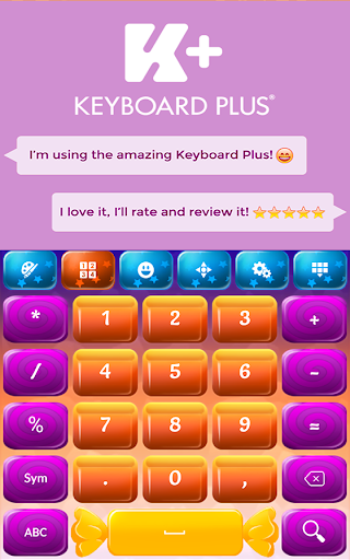 Keyboard Candy screenshot 3