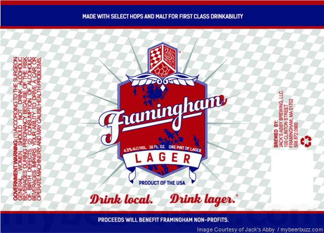 Jack's Abby Framingham Lager 16oz Cans