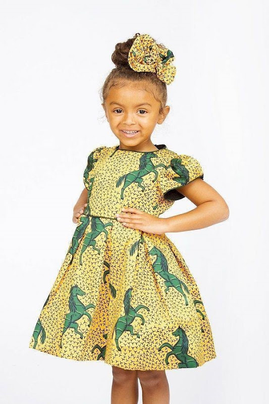 Latest Ankara Styles for kids (3)