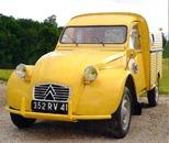 Citroën 1965 2 CV AZU PTT