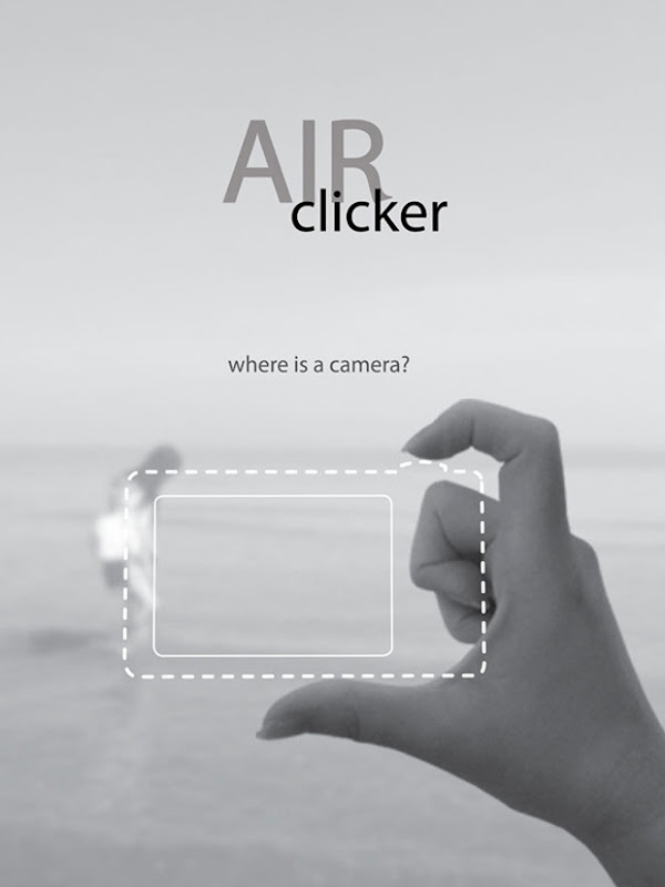 Air Clicker by Yeon Su Kim