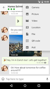 Threema. Secure Messenger- screenshot thumbnail