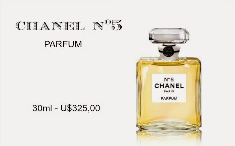 As classificações das fragrâncias