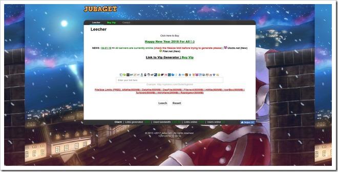 Icerbox com & Turbobit net Premium Link Generator