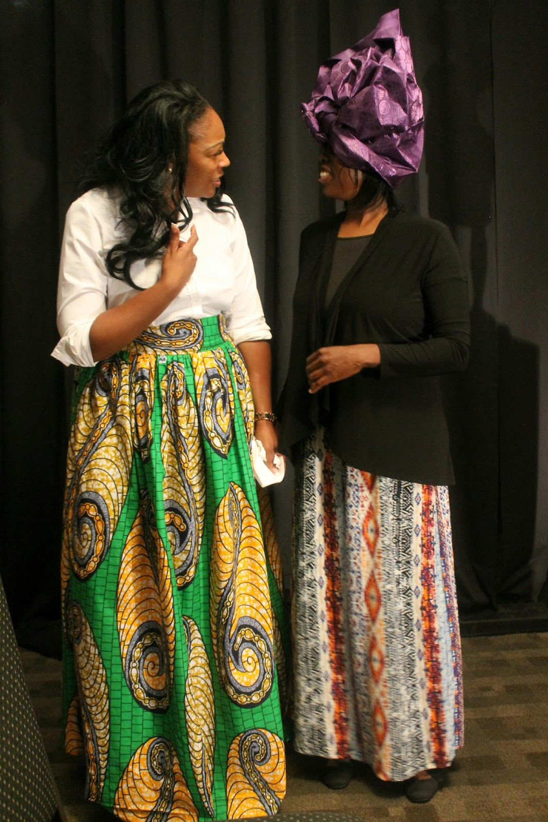 Africa Fashion Week Low Country 2015 Beaufort South Carolina Photos