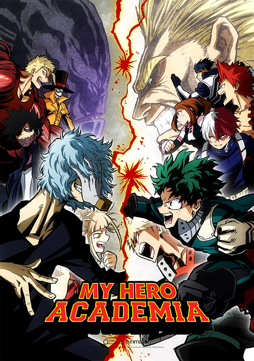 Boku no Hero Academia - 3rd Season