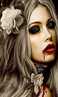 Gothic Girl Live Wallpaper App for Android