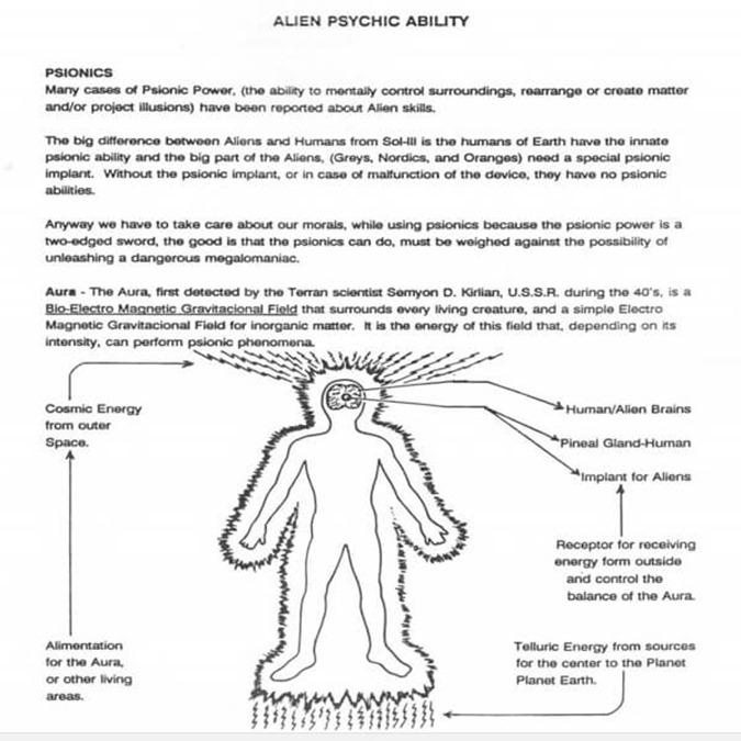 Cientista revela seu diário pessoal sobre ETs, OVNIs e operações secretas do governo depois de fugir dos EUA. 02