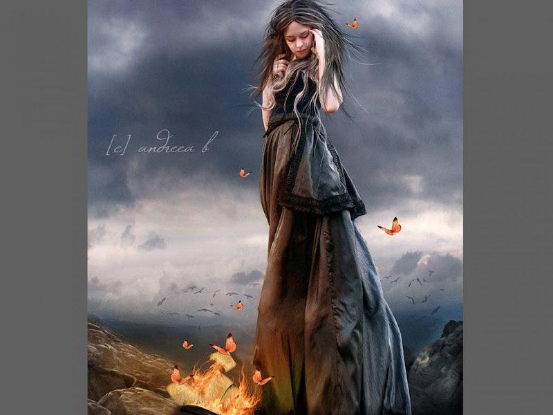 Satanic Vampire Woman, Gothic