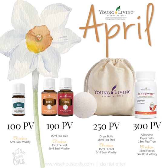 April 2018 Young Living Promo WHO a