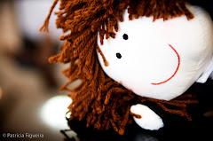 Foto 0016. Marcadores: 07/03/2009, Boneca Daminha, ONG Lua Nova, Renata e Raphael, Rio de Janeiro