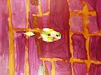 Collage Bird by Linden