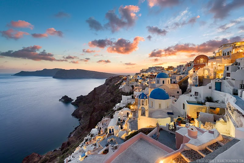 Travel Photography Blog: Greece. Santorini. Oia