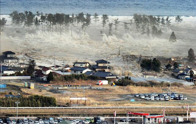 Tsunami en japon marzo 2011- Sunami