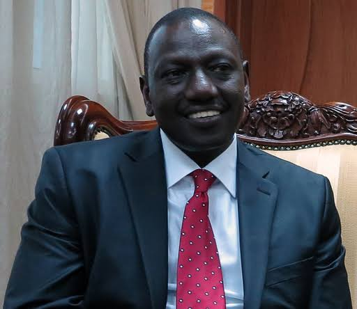 DP William Ruto on citizen tv photo