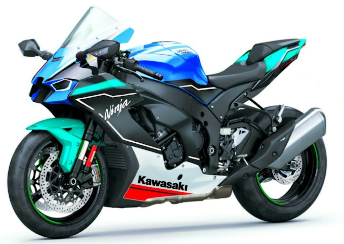2022 All New Kawasaki Ninja ZX-4R at launch,the features ? And price?